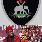 Three Policemen Shot Dead In Ebonyi State, Just Few Days After Umahi Supported Ebubeagu Over ESN.