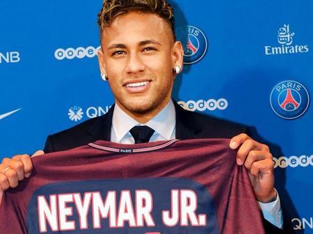 Who can perform like Neymar Jr?