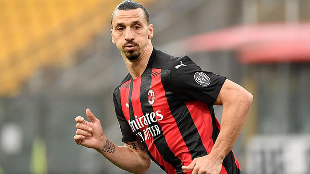 Zlatan Ibrahimovic signs new one-year deal at AC Milan that will ensure the Swedish striker continues playing at the San Siro after he turns FORTY
