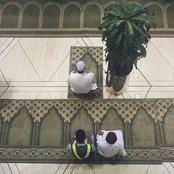 سبب صحي يفسر نهي النبي عن إغماض العينين أثناء الصلاة