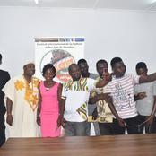 Après le FICAD: Akoto Olivier félicite des artistes et pose un important acte en faveur des femmes