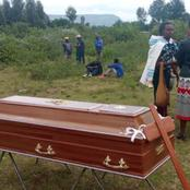 Drama As Body Buried Two Months Ago Reportedly Exhumed Over Land Dispute