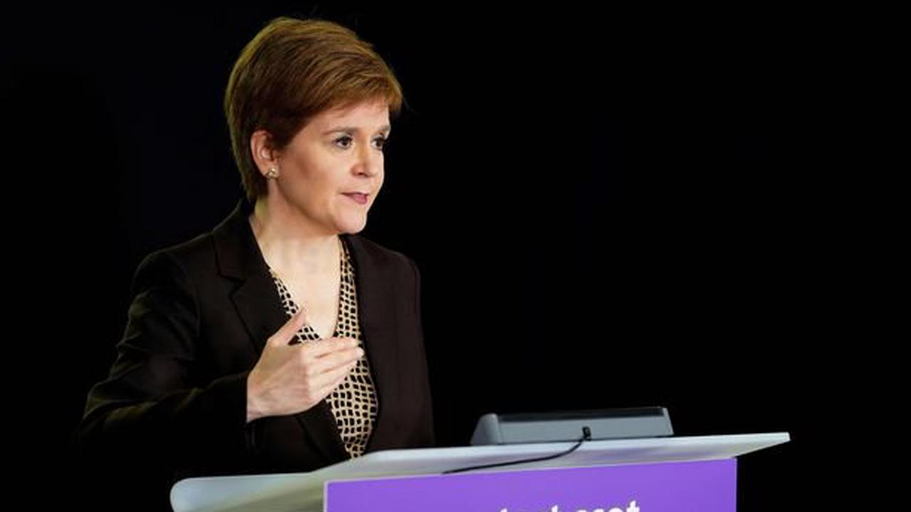 Nicola Sturgeon covid update today - here's when it's happening and how to watch it