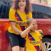 Very Heart Touching Story As Fani Kayode's Wife Begs Court To Give Her Custody Of Her 4 Kids