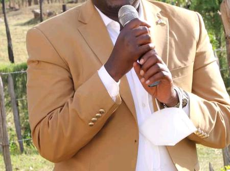 This is What Uasin Gishu County Assembly Speaker David Kiplagat Has Done That Has Left Many Talking