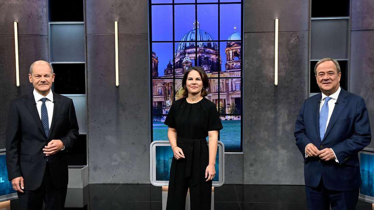 Wahlkampf: Scholz und Baerbock kommen nach Köln und Düsseldorf – Laschet ist in München