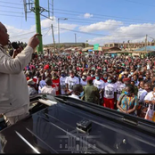 Uhuru Strikes Again, Tells Kenyans What To Expect If They Elect Thieves in 2022
