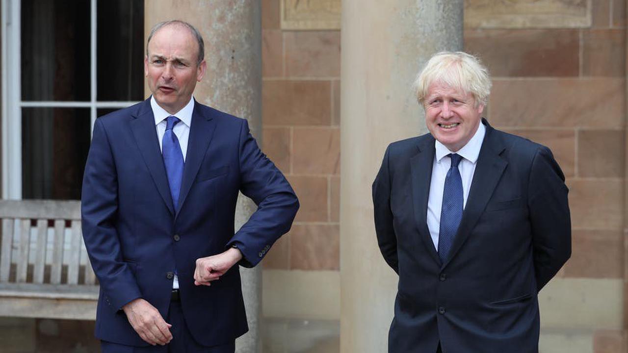 Irish premier to meet Boris Johnson amid tensions in Northern Ireland