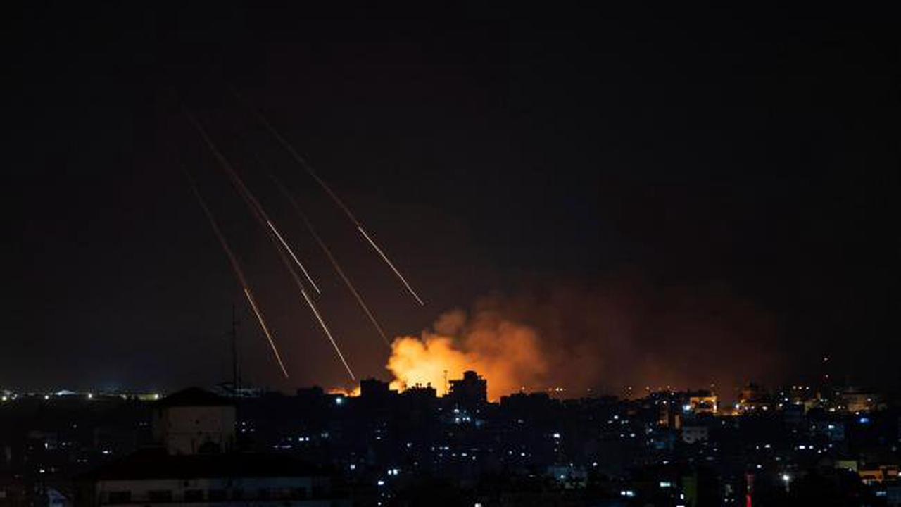 Israel steps up attacks in Gaza as violence continues