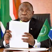 President Cyril Ramaphosa drops an important message for South Africans.