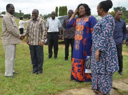 Ida Odinga Reveals What Magufuli Used To Do For Them When He was Still Alive