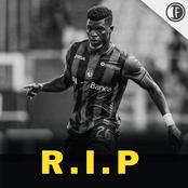 Football Worldwide Mourns As Another Young Star Died An Untimely Death