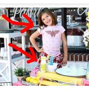 Touching Story Of A 7-Year-Old Girl Who Raised Money For Her Brain Surgery: See How She Did It