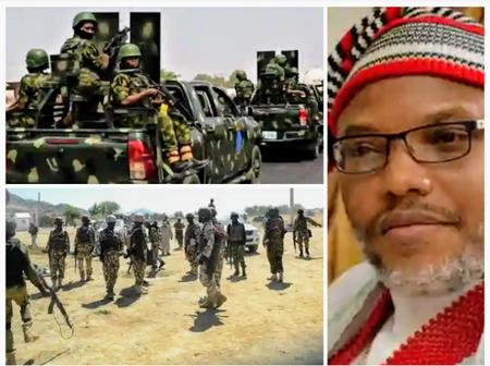 IPOB Speaks on Military Invasion of Benue, Akwa Ibom Communities