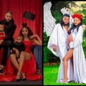 Check Out Intimate Photos of Dufanda Family Who are Raising Bar High on Couple Goals