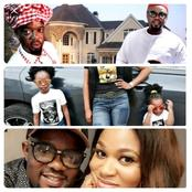 Nollywood Actor, Charles Inojie Is 51 Years Old, See His Wife, And Two Daughters (Photos)