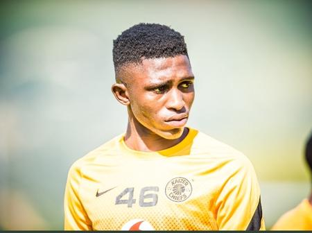Kaizer Chiefs Striker Keletso Sifama Has Moved To Maritzburg United On Loan
