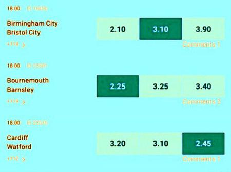 Place These Nine(9) GG Matches With Great Odds And Win Huge Today
