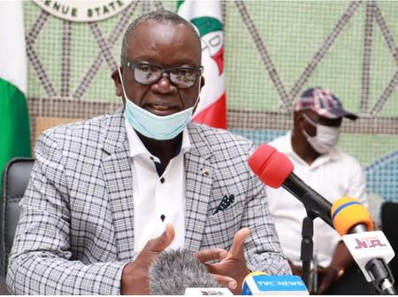 Governor Ortom Revealed Those Who Planned To Eliminate Him