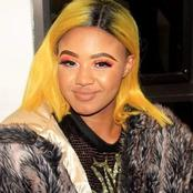 Pray for Babes Wodumo she is allegedly not okay