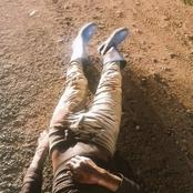 Must See: A Zimbabwean Illegal Miner Was Gunned Down In Benoni, Suspects Are Still At Large.