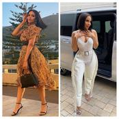 Thuli Phongolo Posted Some Interesting Pics of Herself And Got A Lot Of People in Mzansi Talking!