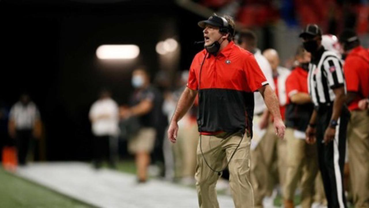 Video/Transcript: Kirby Smart Opens Peach Bowl Week with Presser