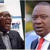 Miguna's Wake Up Call To Kisumu After President Kenyatta's Recent Visit