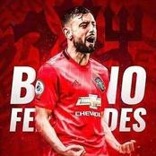 Manchester United Will Have To Pay £4.2million If Bruno Fernandes Wins PFA Award