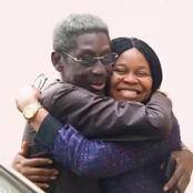 During Sadiq Daba's Sickness, See The Woman Who Stood By Him