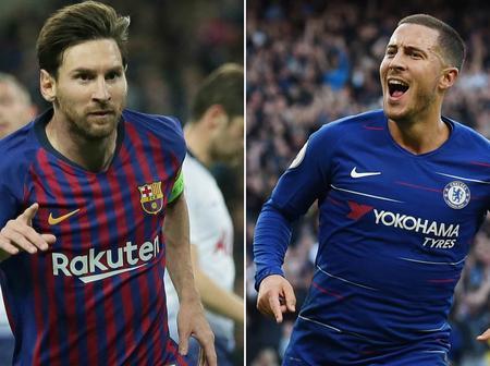 Sunday Morning Transfer News: DONE DEALS, Hazard, Onyekuru, Messi, Varane, Gerrard, Odegaard