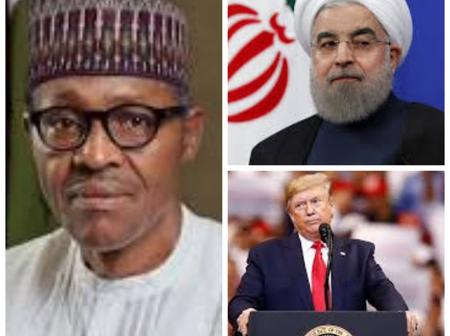 Reason Buhari Led Nigeria Government Will Never Support Iran Against US Government