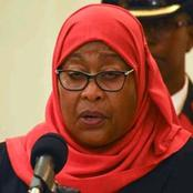 Tanzania President Samia Suluhu Assures President Kenyatta Of Continued Strong Ties
