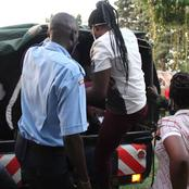Drama At Menengai Police Station as Angry Parents Call For The Release Of Several Girls Student