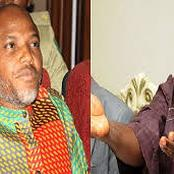 Viral Video Of Uwazuruike Calling Nnamdi Kanu A Terrorist Causes A Stir Online (Video)