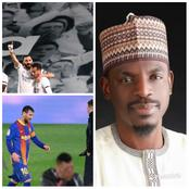 After Real Madrid Beat Barcelona To Go Top Of Spanish League, See What Bashir Ahmad Said.
