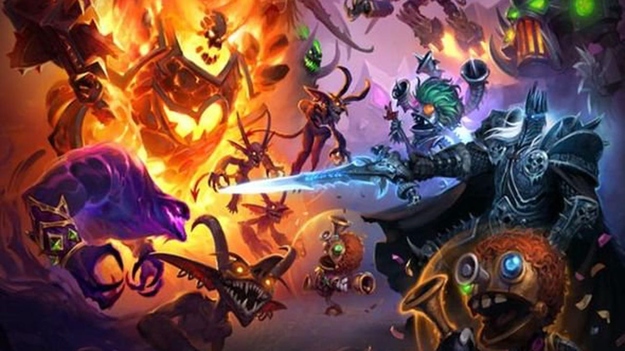 Hearthstone nerfs for April: Hearthstone patch is nerfing Jandice and Battlegrounds
