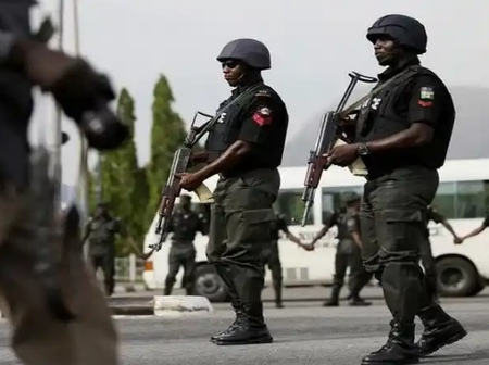 Nigerian Police Rescued A Kidnapped Victim, Arrested 3 Suspects