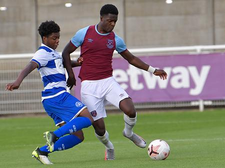 Nigerian youngster scores a hat-trick as his club won yesterday in premier league 2.