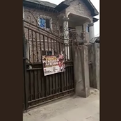 Family Cries Out As Son Donates Family House As Seed To Popular Nigerian Church