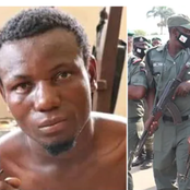 Nigerian Student Was Arrested With A Gun In School As He Was About To Write His Final year Exams