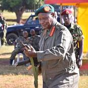 """""""Idi Amin Dada Almost Killed Me In This Place,"""" Museveni Speaks About Uganda`s Liberation"""
