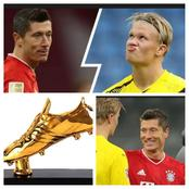 After Haaland's Brace And Lewandowski's Hat-Trick, See Bundesliga's Table And Golden Boot Race