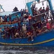 Société : Des migrants africains jetés dans la mer par leurs passeurs