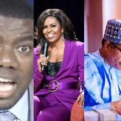 Reno Blows Hot, See What He Said About Michelle Obama, Buhari, Gays And Lesbians That Got Reactions