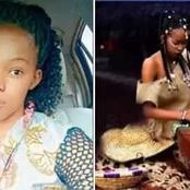 Graduate turn herbalist: check out the story of this lady who after graduating turned to a herbalist