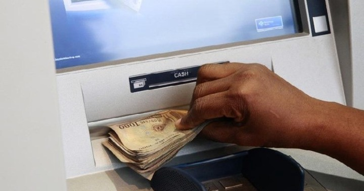 How to withdraw money from ATM without using your card