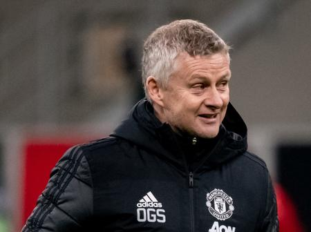 Ole Gunnar Solskjær Speaks After Manchester United FC Defeated Granada, See What He Said.
