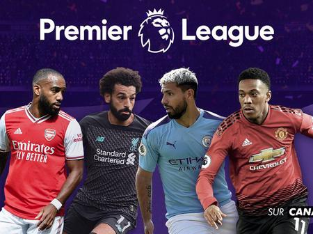La Premier League s'annonce très difficile,les clubs du Big Six totalisent chacun plus de 30points