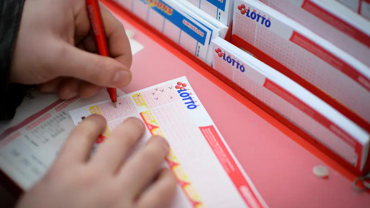 Swiss Lotto: Person gewinnt über 1,5 Millionen Franken